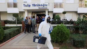 اشتباه بانتحار عائلة في أنطاليا - تركيا - بتاريخ 09 / 11 / 2019. Foto: DHA/A.Cinar