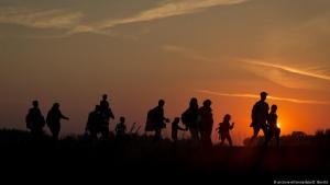 صورة رمزية - الهجرة واللجوء