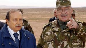 الفريق أحمد قايد صالح رئيس أركان الجيش الجزائري لعب دورا بارزا في دفع بوتفليقة إلى الاستقالة.