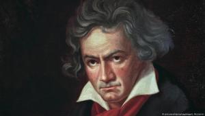 الموسيقار الألماني لودفيغ فان بيتهوفن
