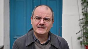 الكاتب الألماني ذو الأصول الكردية العراقية شيركو فتاح.  Quelle: YouTube