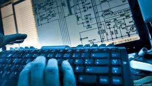 القرصنة الإلكترونية - صورة رمزية
