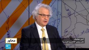 جسر بين الثقافات: يعتبر الكاتب اللبناني أمين معلوف من أكثر الأصوات حضورا ونفوذاً في المجال الثقافي في العالم العربي