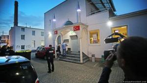 مسجد تعرض لاعتداء في مدينة بيليفيلد  - ألمانيا