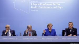 محاولات ألمانية في مؤتمر ميونيخ لتثبيت ما تم الاتفاق عليه في برلين حول ليبيا في يناير الماضي.