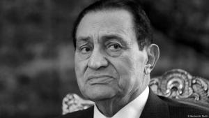 التلفزيون المصري: وفاة الرئيس المصري الأسبق محمد حسني مبارك