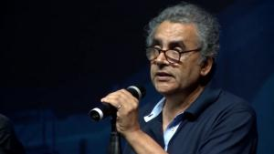 حبيب تنقور شاعر فرنسي من أصل جزائري.  Quelle: YouTube