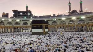 الحج إلى مكة عام 2019 - المسجد الحرام - الكعبة - السعودية. Foto: Reuters/W.Ali