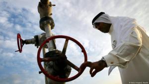 استخراج النفط في المنامة - البحرين. Foto: AFP/Joe Raedle