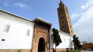 جامع السنة في الرباط - المغرب.