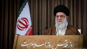 المرشد الأعلى للثورة الإسلامية الإيرانية علي خامنئي