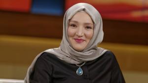 الناشطة والكاتبة الألمانية التركية كبرى غوموشاي. Foto: Imago