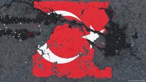 صورة رمزية للتنازع في تركيا.  (photo: picture-alliance/dpa)