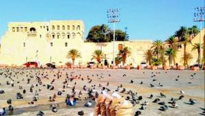 """منظر لمدينة طرابلس القديمة - ليبيا. Quelle: Facebook/""""Corners of Tripoli"""""""