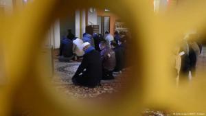 مسجد في برلين . الصورة غيتي
