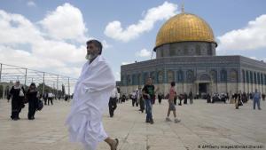 المسجد الأقصى في القدس. Foto: AFP/Getty Images