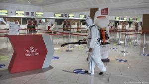 تضرّر المغرب كثيرا بسبب إغلاق الحدود وتراجع التحويلات المالية للجالية المقيمة بالخارج Coronavirus I Marokko (picture-alliance/AP/A. Bounhar)