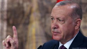 الرئيس التركي رجب طيب أردوغان: Recep Tayyip Erdogan (Reuters/PPO/M. Cetinmuhurdar)