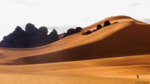 الصحراء في ليبيا