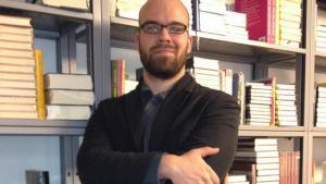 الكاتب الأمريكي مايكل محمد نايت. (photo: private)