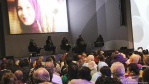 """صورة أرشيفية من مؤتمر العام الماضي """"الأديان والسلام""""; Foto: Ahmad Khalid Photography"""