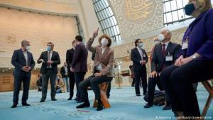 يوم المسجد المفتوح في ألمانيا - كولونيا.