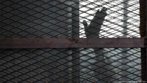 صورة رمزية للسجون المصرية تحت تأثير جائحة كورونا