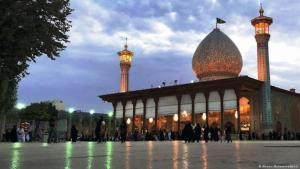مدينة شيراز عاصمة الكتاب لعام 2020 – إيران.