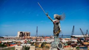 صدى انفجار بيروت بألمانيا ـ دهشة وخوف على مستقبل لبنان