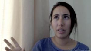 فيديوهات للشيخة لطيفة انتشرت تتهم فيها والدها، حاكم دبي الشيخ محمد بن راشد آل مكتوم بحبسها ومنعها من الخروج - الإمارات