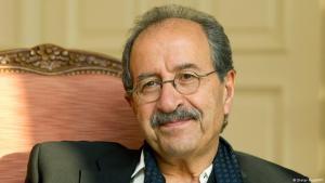 الكاتب السوري الألماني رفيق شامي من أنجح الكتاب بالألمانية.  (photo: Dieter Nagl/AFP)