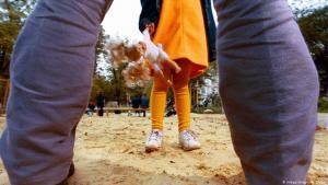 صورة رمزية - الاعتداء الجنسي على الأطفال.