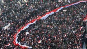 احتجاجات ميدان التحرير - القاهرة - مصر: آمال عريضة راودت من شاركوا في ثورة 25 يناير 2011 ... فإلى أين انتهت آمالهم؟