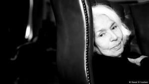 الحقوقية النسوية والكاتبة المصرية نوال السعداوي. Foto: Nawal El Saadawi