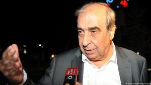 المعارض السوري البارز ميشيل كيلو توفي متأثراً بإصابته بكورونا (الصورة من الأرشيف)