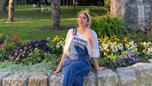 هُما أولاه تشعر بالارتياح لصوم رمضان في البيت مع عائلتها في ظل قيود كورونا - ألمانيا.