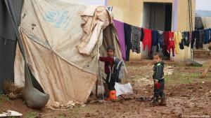 "Foto: HIHF/Welthungerhilfeالأزمة السورية: تحذير أممي من ""كارثة إنسانية"" في شمال غربي سوريا إذا أغلق معبر باب الهوى"