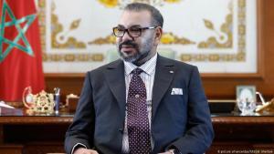 ملك المغرب محمد السادس. (Foto: Picture alliance/dpa/TASS/A. Sherbak)