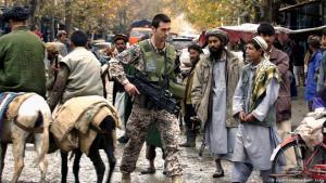 20 عاماً على الوجود الغربي في أفغانستان. DW Special 20 Jahre Bundeswehreinsatz in Afghanistan photo picture alliance