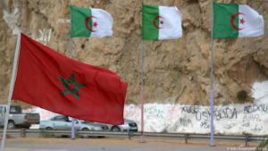 منطقة السعيدية الحدودية بين الجزائر والمغرب، العلاقات بين البلدين متوترة منذ عقود والحدود مغلقة بينهما منذ عام 1994.