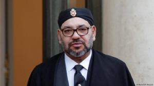 الملك المغربي محمد السادس (أرشيف)