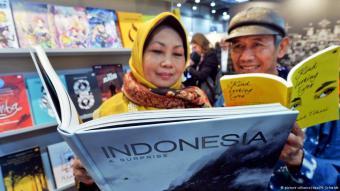 ملف خاص: إندونيسيا ضيف شرف على معرض فرانكفورت للكتاب 2015