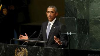أوباما: الدبلوماسية هي الطريق الوحيد للحل في سوريا