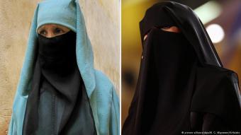 الكثيرون قارنوا بين النقاب ولباس مغربي يدعى الحايك.