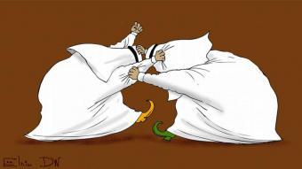 """سلطت الصحف الأوروبية الضوء على الإنذار الذي وجهته دول عربية لقطر لتنفيذ عدة مطالب من بينها إغلاق قناة الجزيرة وإنهاء التعاون العسكري مع تركيا، معتبرة أن بعض هذه المطالب """"غير مقبولة""""."""