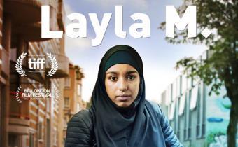"""مشهد من الفيلم الروائي الهولندي: """"ليلى م."""""""