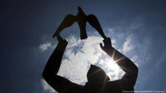 صورة رمزية - السلام أو التنوير.