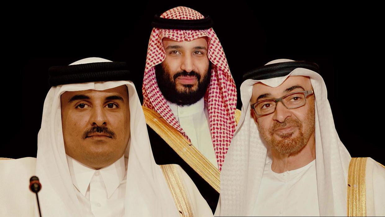 وثائقى يناقش خلفيات الأزمة الخليجية قصة المواجهة بين أمراء السعودية وقطر والإمارات Qantara De