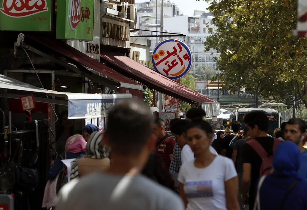 منفيون على ضفاف البوسفور: تركيا: كيف تحولت اسطنبول إلى وجهة العرب الأولى - Qantara.de