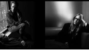 """مجموعة """"ساوندوُوك"""" الموسيقيَّة مع پاتِي سمِيث –  ألبوم """"حُبٌّ صامِت"""". (source: Bella Union)"""